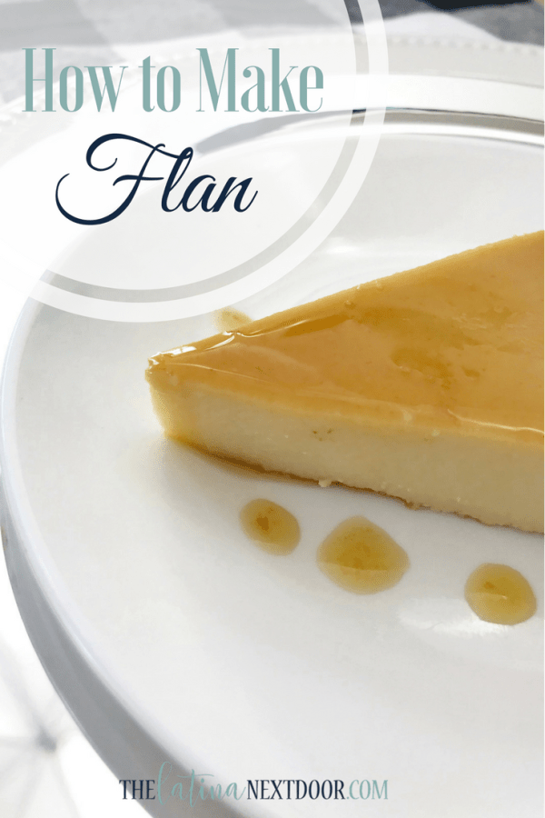 How to Make Flan How to Make Flan