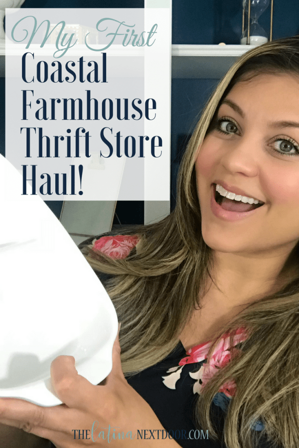 Coastal Farmhouse Thrift Store Haul Coastal Farmhouse Thrift Store Haul