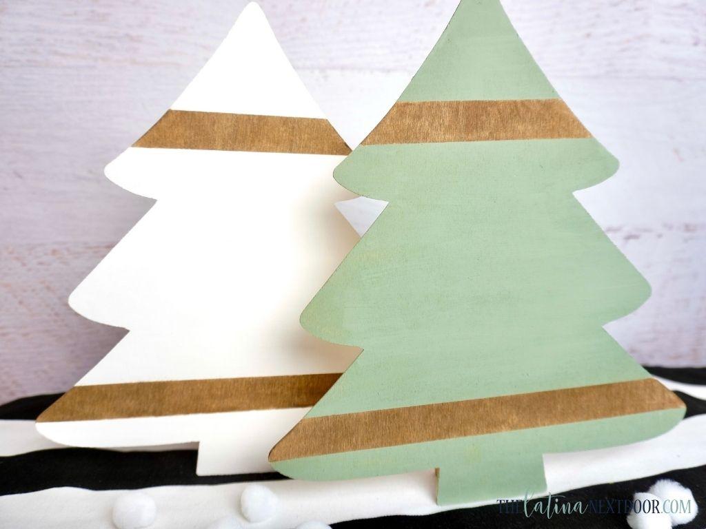 Dollar Tre Mini Christmas Tree Decor 1 Dollar Tree Mini Christmas Tree Decor