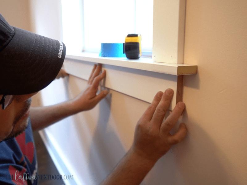 Window Trim 6 DIY Window Trim
