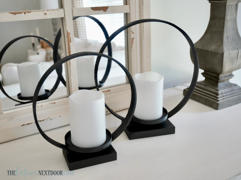 Pottery Barn Dupe Ring Candle Holders 13 Pottery Barn Dupe Ring Candle Holders