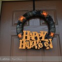 Halloween Wreath Project Gallery