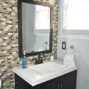 Powder Bathroom Reveal  Project Gallery
