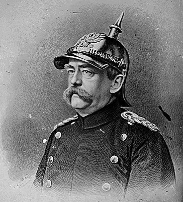 Otto Eduard Leopold, Prince of Bismarck, Duke of Lauenburg (1815 – 1898)