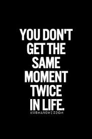 Don't get same moment twice