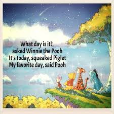 poohs favorite day