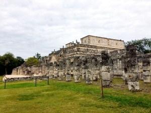 1000 pillars temple