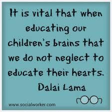 educate children's hearts