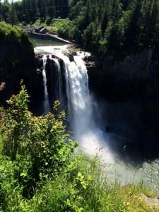 Snoqualmie Falls top