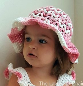Valerie's Sun Hat (Kids)