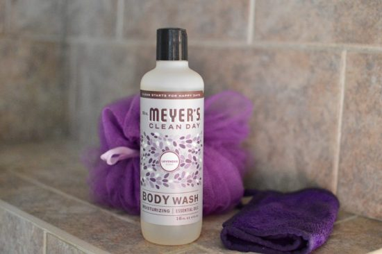 All The Spring Feels With New Mrs. Meyer's Body Wash