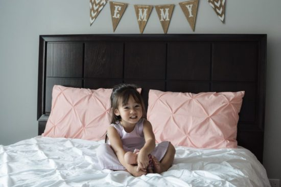 Toddler Girl Room Reveal With Lorena Canals Newest Rug!