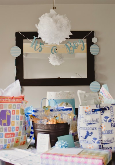 Baby Sprinkle For Baby Boy!