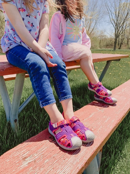 Toddler Sandals That Are A Must Have For The Summer