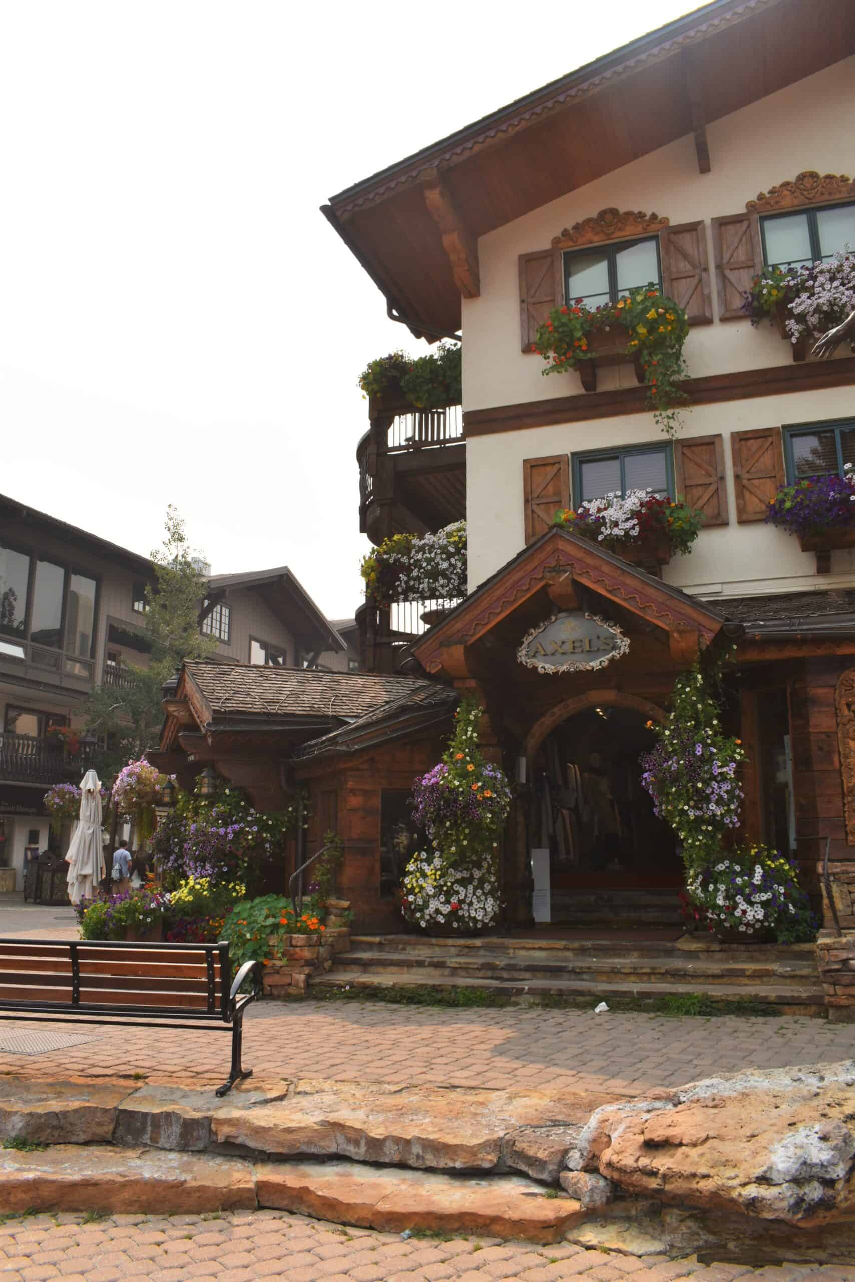Vail Village Buildings