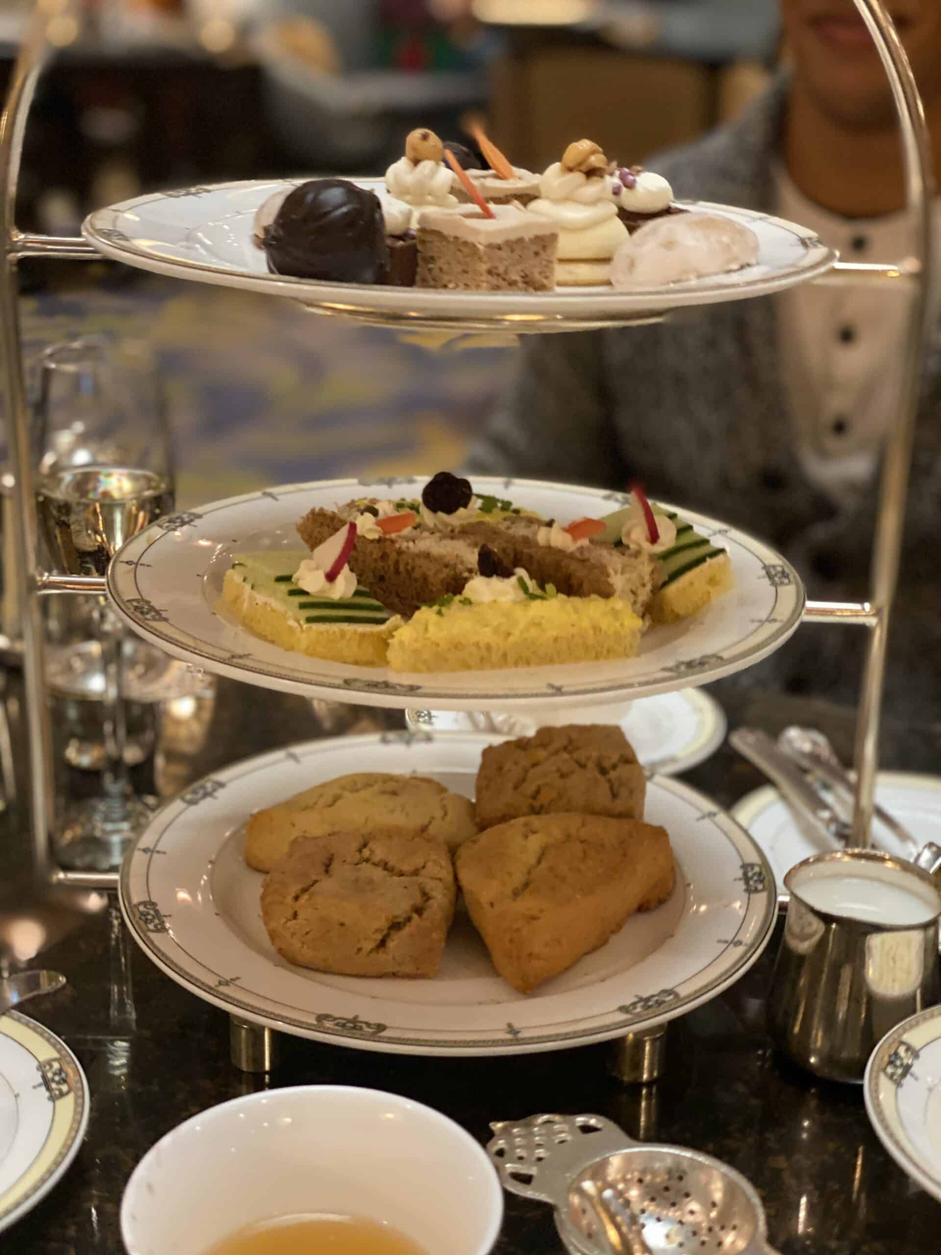 Afternoon tea at the brown palace denver review