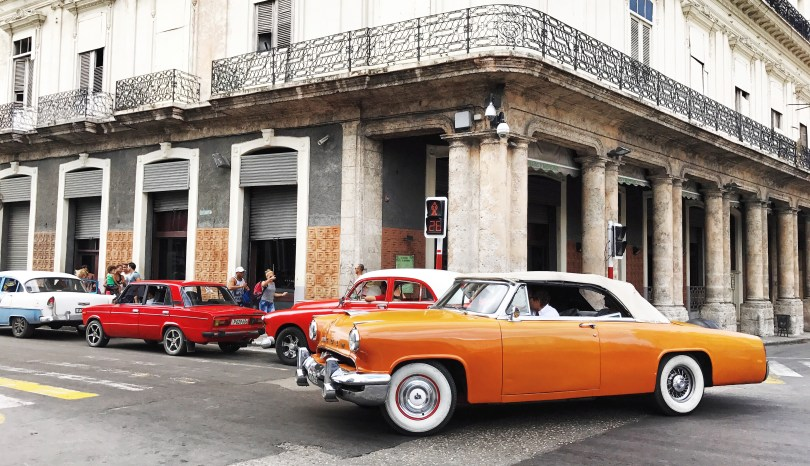 CUBA TRAVEL DIARIES // 48 HOURS IN HAVANA