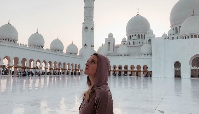 48 HOURS IN ABU DHABI // FLIGHT ATTENDANT LAYOVER