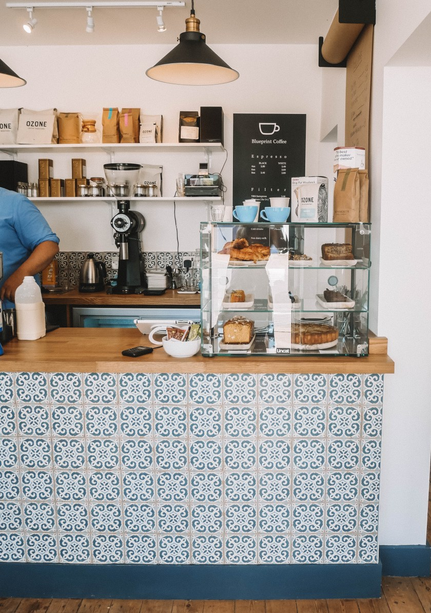 A foodies guide to whitstable the uks cutest seaside town part coffee shop part book shop you can loose yourself in a good book whilst watching the whitstable world wander by malvernweather Images