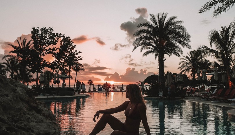 GIRLS' WEEK AWAY AT GRAND CAYMAN'S LUXURY KIMPTON SEAFIRE RESORT