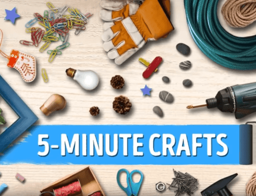 5 minute quick and easy crafts to live smarter