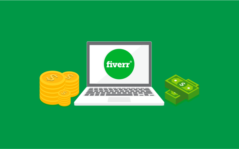 Get into freelancing the easy with Fiverr
