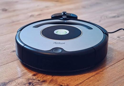 Make vacuuming easier with the Roomba Robot vacuum