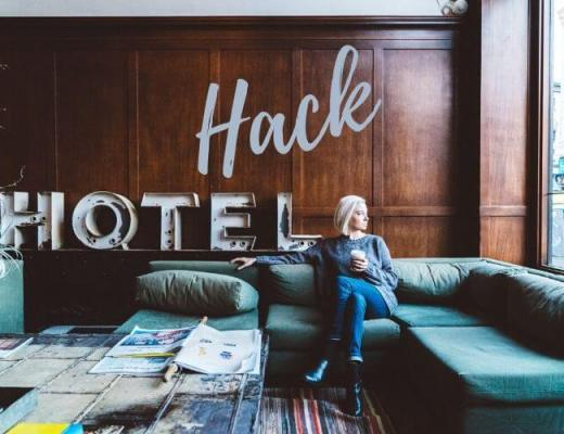 Hotel hack to save money