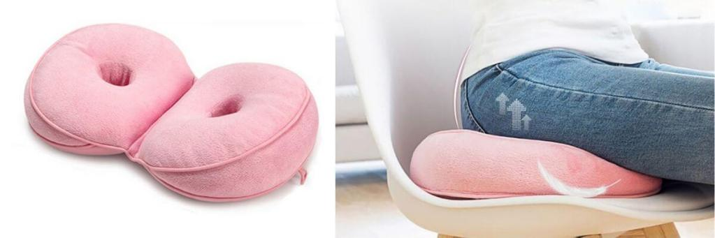 Work smarter from home with the comfort cushion