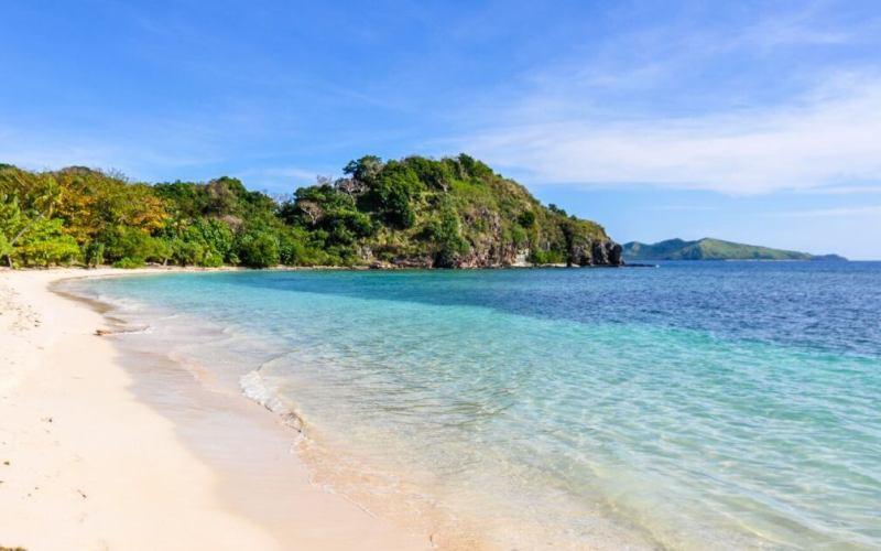 Enjoy a lazy stay at Mana Island, Fiji