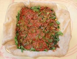 Meatless Taco Pie | The Lazy Vegan Baker
