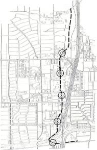 Proposed METRO Rail System