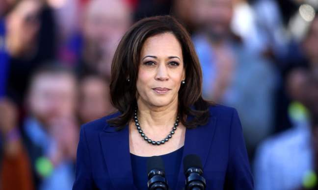Celebrating the ascendency of Kamala Harris to the Vice Presidency -  TheLeaflet