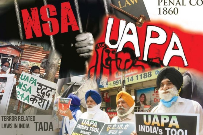 the dangers of uapa were sown in earlier preventive detention laws in india - theleaflet