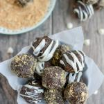 Peanut Butter Chocolate Truffles