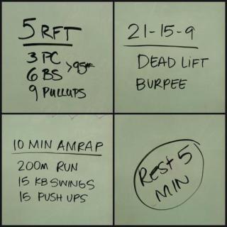 Fitness Friday 52