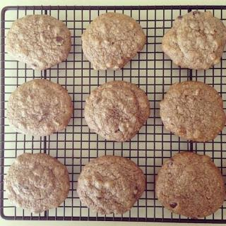 Chunky Monkey Paleo Cookies