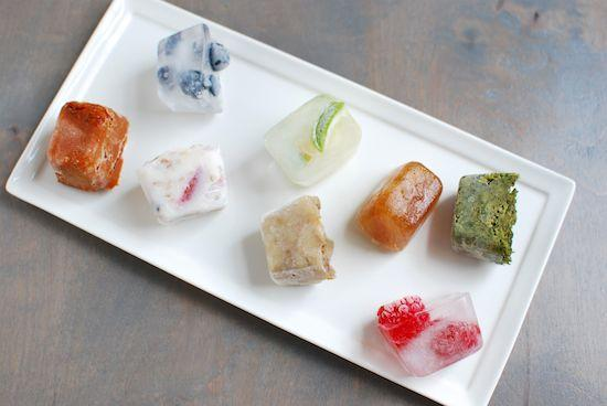 Get creative and think outside the cube. Here are 15 ways to use ice cube trays in the kitchen to make life easier, store extra food, portion ingredients and more.