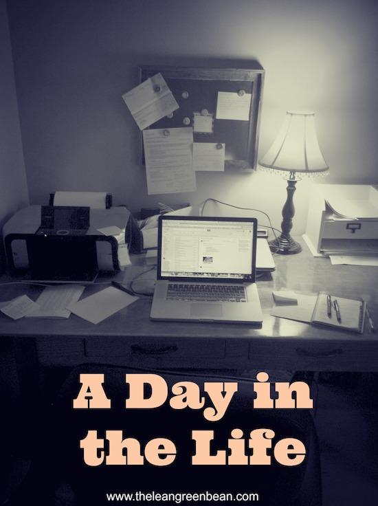 Ever wondered what a self-employed Registered Dietitian does all day?