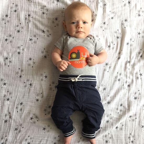 baby 4 months