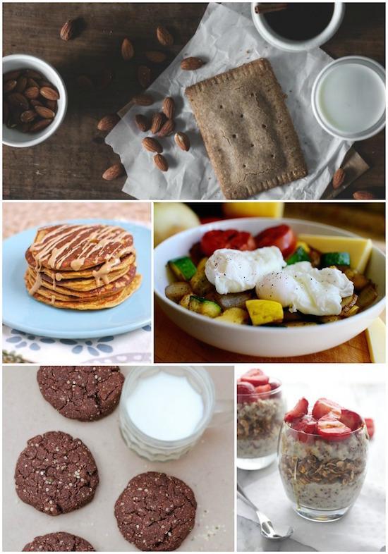 A Week of Gluten-Free Breakfast Ideas