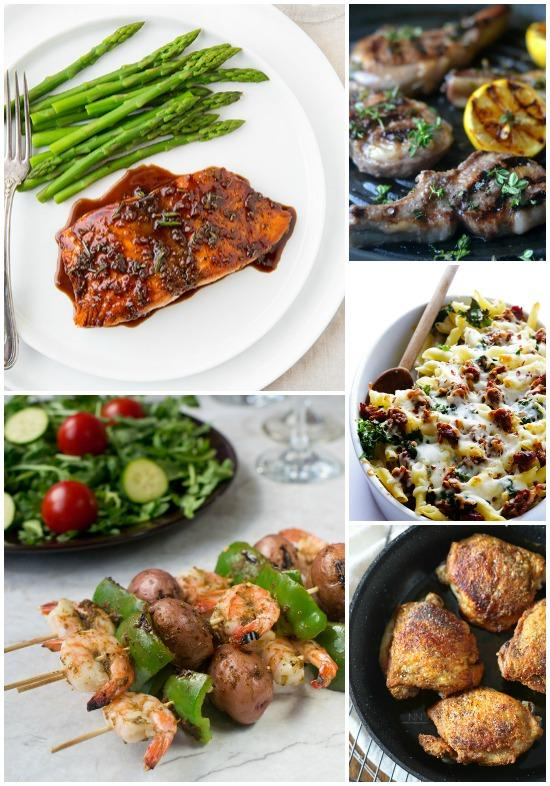 5 dinner recipes you can make with 5 ingredients or less.