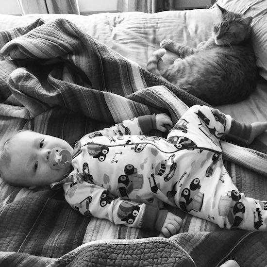 morning wakeup 6 months old