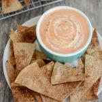 Pumpkin Yogurt Dip