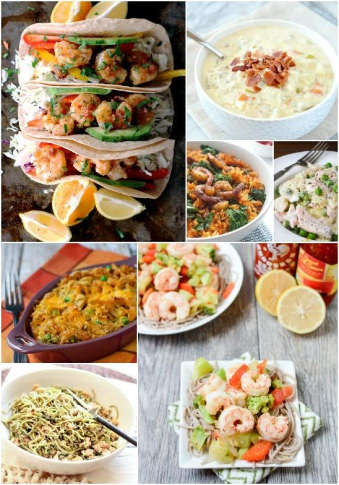 Easy Seafood Dinner Recipes