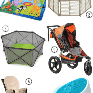 Favorite baby and new mom products