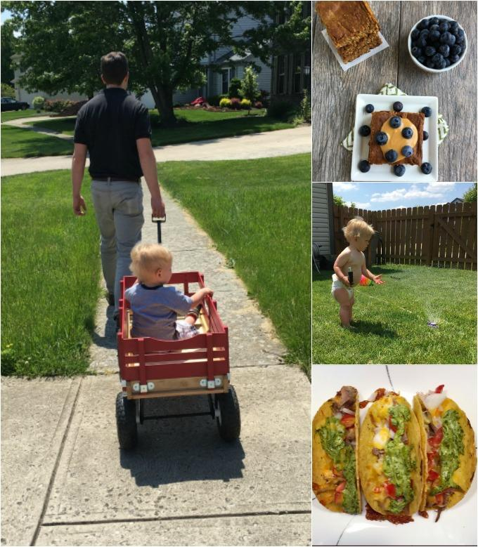 day in the life- 18 months