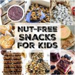 20 Nut-Free Snacks For Kids