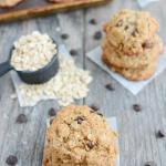 Dairy-Free Lactation Cookies