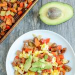 {Food Prep Idea} 5 Minute Breakfast Hash